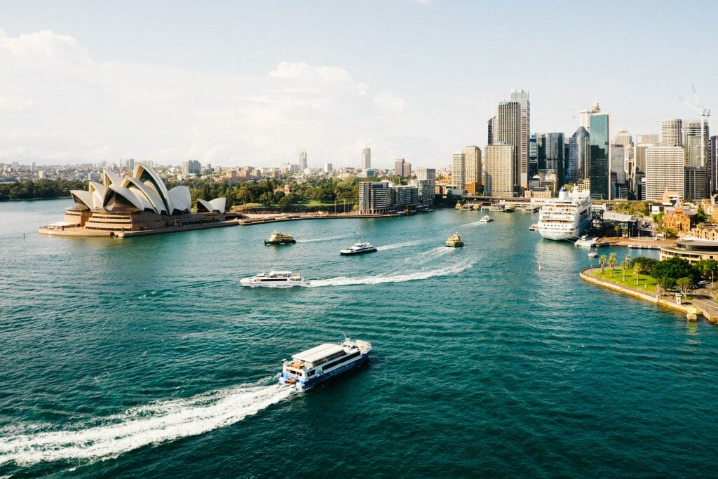 People using emergency loans to pay for Sydney Harbour ferry